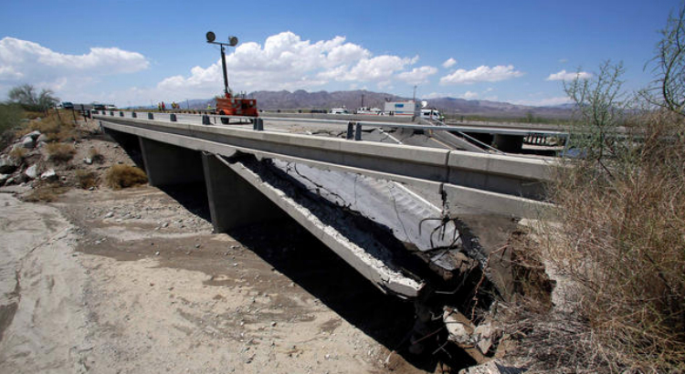While The Nation's  Infrastructure Crumbles, House Republicans Going Home
