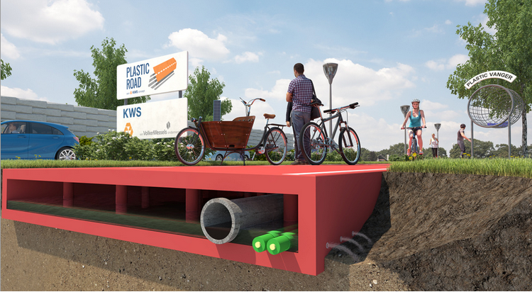 Plastic Roadways: An Innovation From The Netherlands