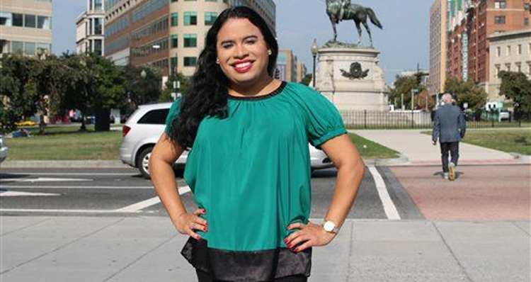 White House Hires First Openly Transgender Official