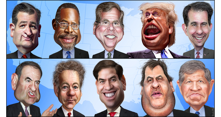 Are A Majority Of The Republican Presidential Hopefuls Traitors?