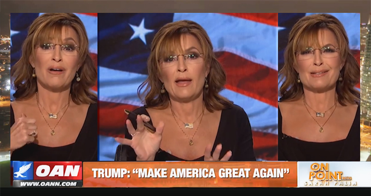 Sarah Palin's Trump Interview Was Actually Worse Than You Imagined