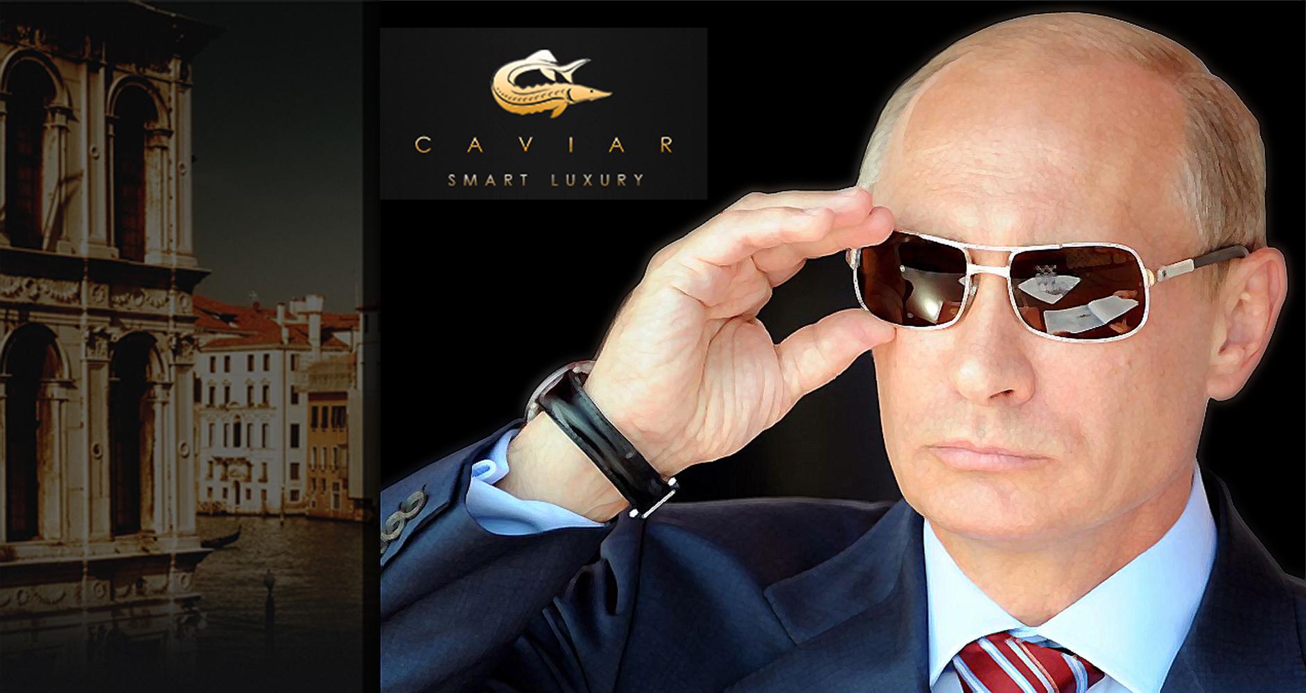 Jeweler Creates Idiotic $3,000 Russian Leader Apple Watches