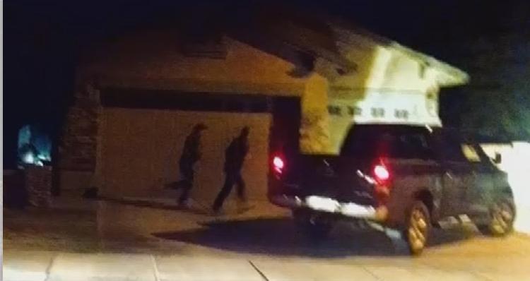 Bounty Hunters Raid Police Chief's Home By Mistake – VIDEO