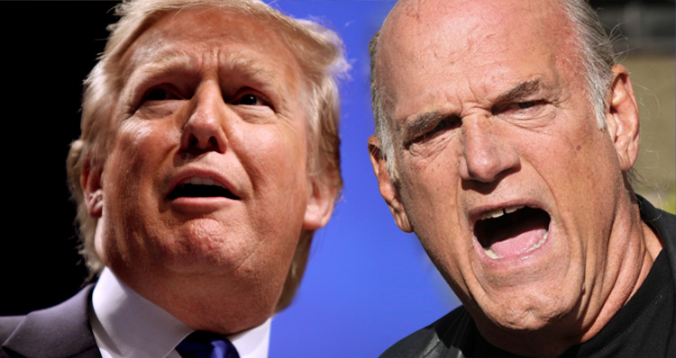 Jesse Ventura Wants To Be Donald Trump's VP