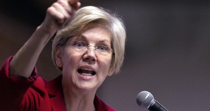 Elizabeth Warren's Fierce Defense Of Women – VIDEO
