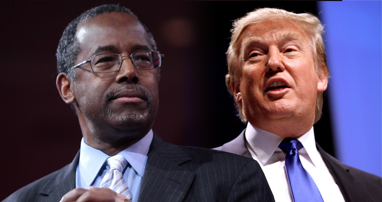 Did These 9 Asinine Remarks By Ben Carson Help Him Tie Donald Trump In New Poll?
