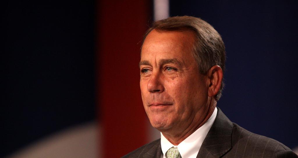House Speaker John Boehner To Resign