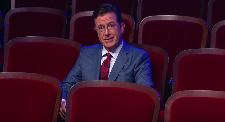 Stephen Colbert Takes Jeb! To The Woodshed – VIDEO