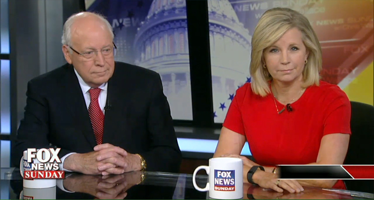 Fox News Destroys Pro-War Hypocrite Dick Cheney, Daughter Liz – VIDEO