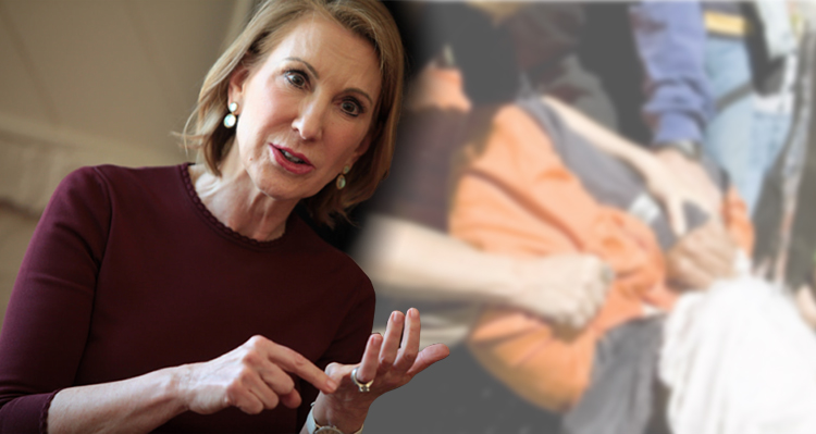 Carly Fiorina Endorses Torture, Rejects Senate Report Calling It 'Disingenuous' And 'A Shame'