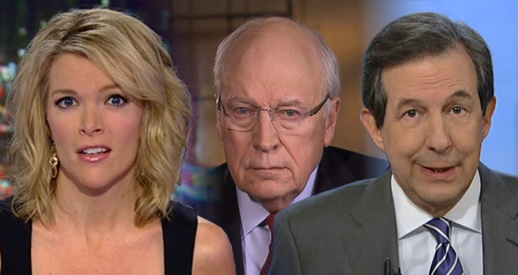 The Best Of Fox News vs. Dick Cheney – VIDEOS
