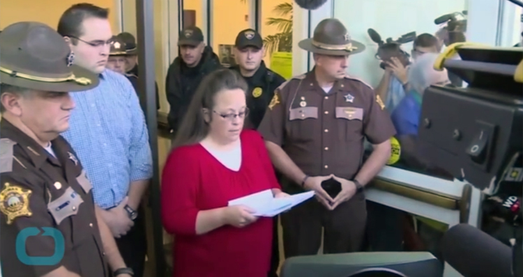 Great News – Kentucky Clerk Changes Political Parties, Becomes A Republican (Video)