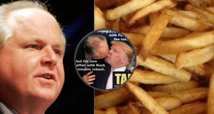 Unsolicited Advice To Trump Not Helping Limbaugh's 'Fried' Career – Stations Are Still Dumping Him