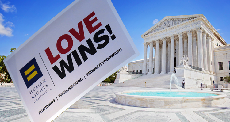 Supreme Court Puts Their Foot Down, Ruling Against Same-Sex Marriage Objector