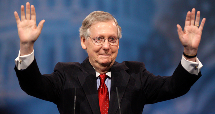 Not Yet Satisfied, Ultra Conservatives Are Targeting Mitch McConnell