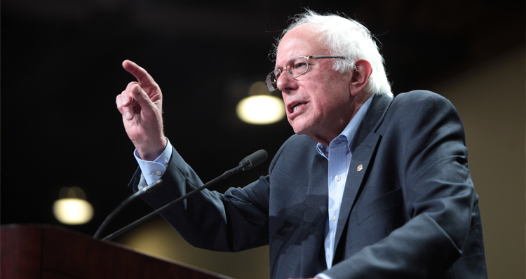 Bernie Sanders' Remarkable Track Record Distinguished By Consistency – VIDEO