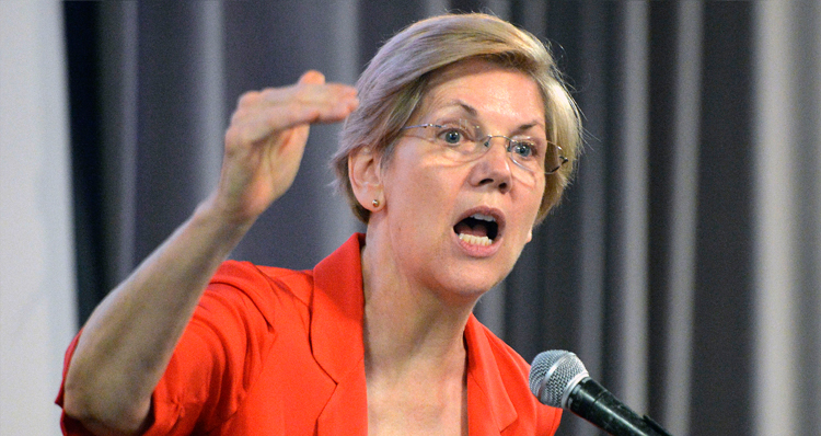 Elizabeth Warren's Trade Deal Warning: TPP Suckers Taxpayers Into Corporate Welfare Scams