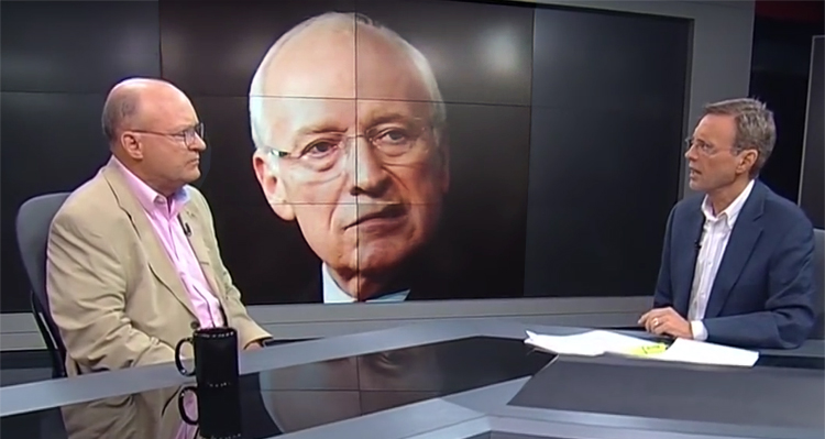 'Dick Cheney Has Become An Obscene Blemish… An Idiot' – VIDEO