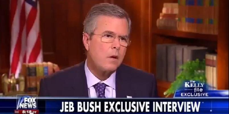 Trump Attack Ad Suggests Jeb Bush Is A Stoner (Video)