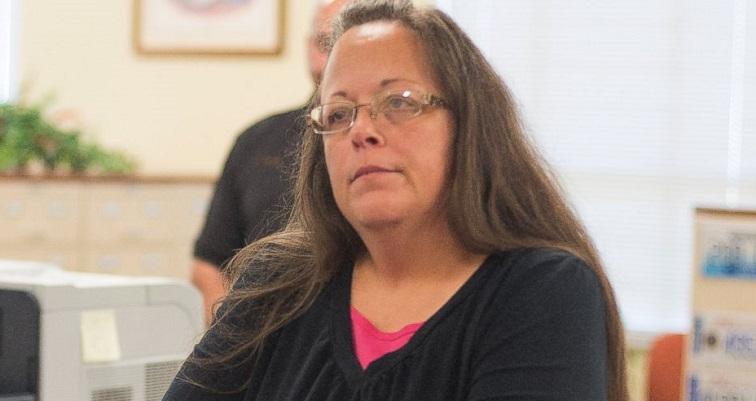 Kim Davis' Lawyer Accuses Court Of Behaving Like Nazis