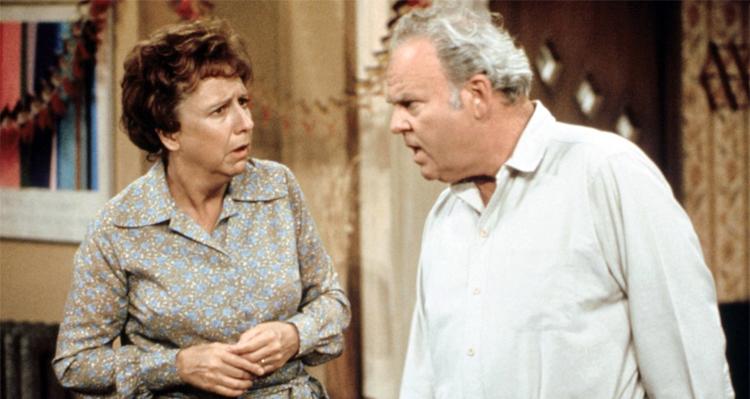 Archie Bunker Explains Gun Control (Video)