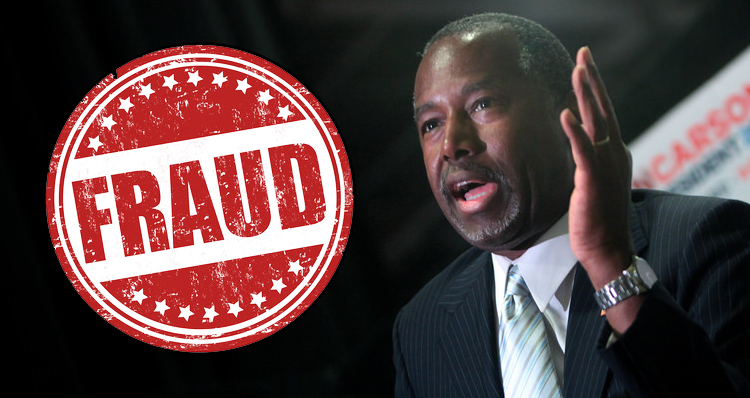 Ben Carson's Deadly Lies Put Profits Over People
