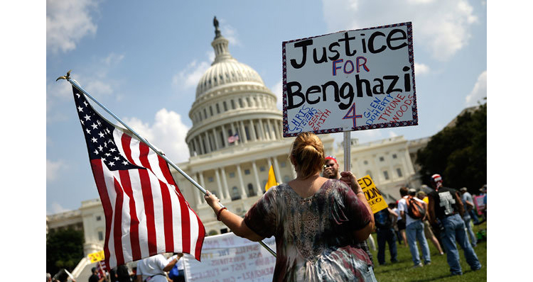 The New York Times Slams Republicans, End The 'Laughable Crusade' Of The Benghazi Committee