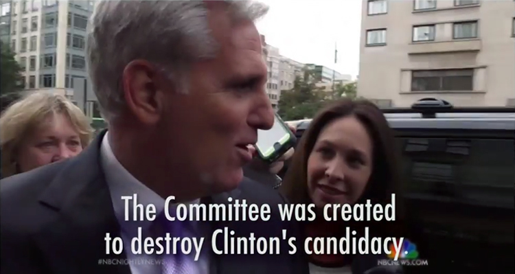 Hillary Clinton Is Fighting Back With Benghazi Ad (Video)