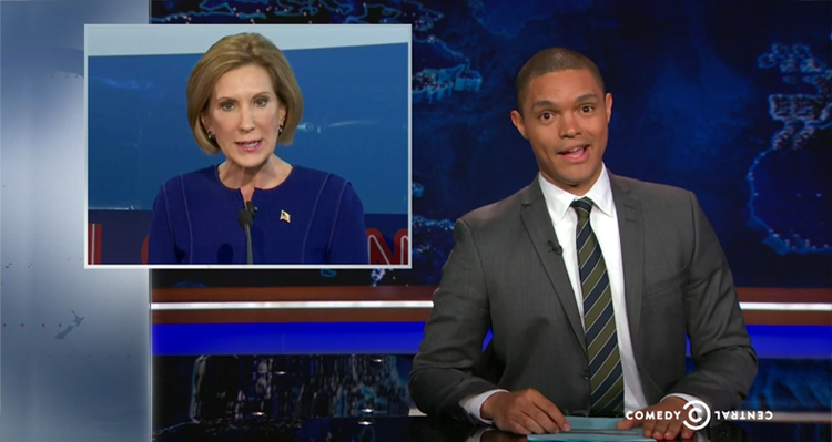 The Daily Show Hits This One Out Of The Park (Video)