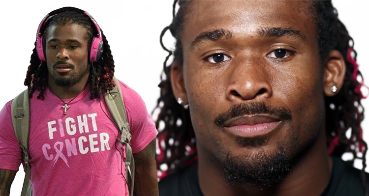 NFL's DeAngelo Williams Is Doing Something Special For Breast Cancer Awareness Month (Video)