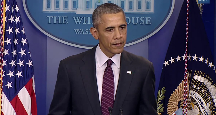 President Obama Gives Fiery Speech About Oregon Shooting: 'We've Become Numb' – VIDEO