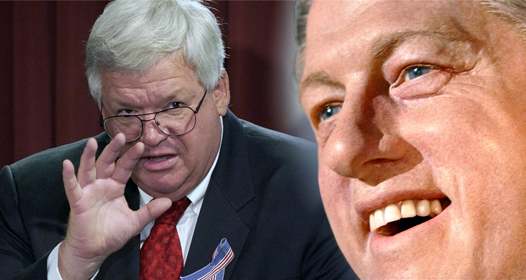 Republican Hypocrite Who Led Clinton Impeachment To Plead Guilty In Hush Money Case