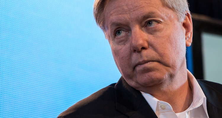 Lindsey Graham Has the Nerve to Request Aid for SC After Blowing Off Sandy Victims