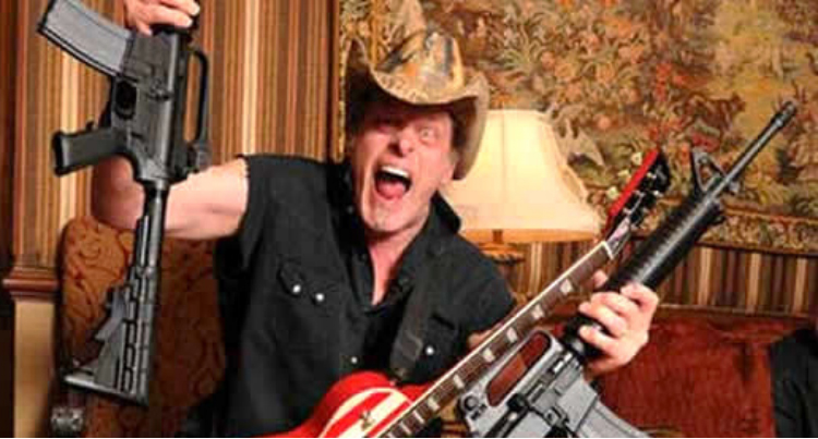 An Open Letter To Ted Nugent's Parents