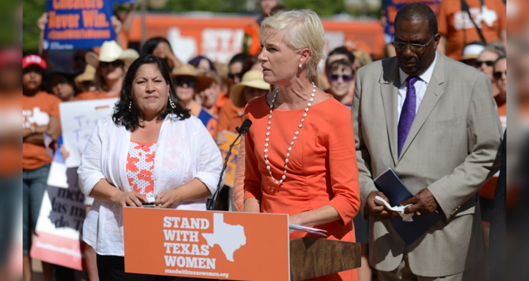 TX Officials Demand Confidential Patient Records During Planned Parenthood Raids (Video)