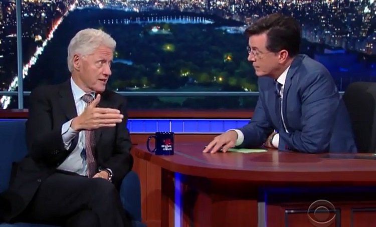 Trump's Baffling Popularity With Conservative Base Explained By Bill Clinton (Video)