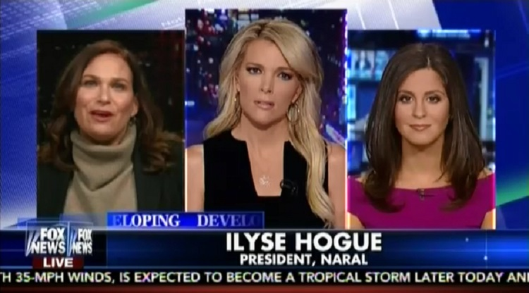 Megyn Kelly Schooled On California's New Abortion Law (Video)