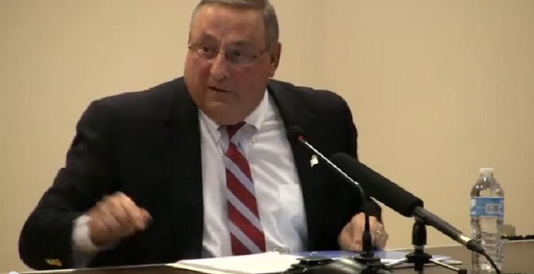 Maine Governor Stuns With Sexist Remark About Women & Finances (Video)