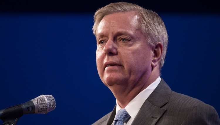 Republican Lindsey Graham Challenges His Own Party On Key Issue