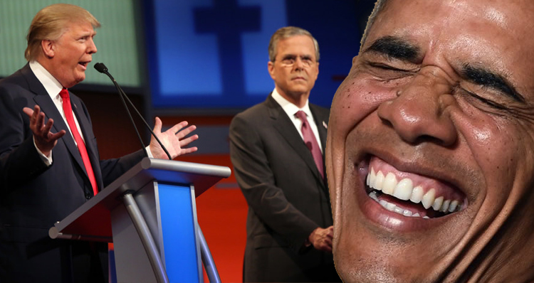Obama Ridicules GOP On Debates, Climate, The Economy, and Healthcare (Video)