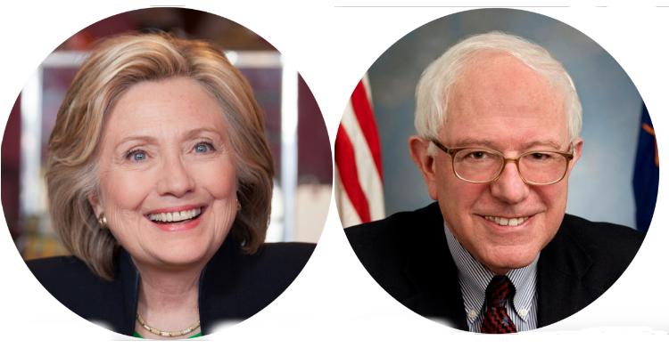 Wall Street, Hillary Clinton And Bernie Sanders