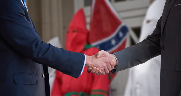 UPDATED: Questions Emerge Regarding Authenticity of List Of Politicians Linked To KKK
