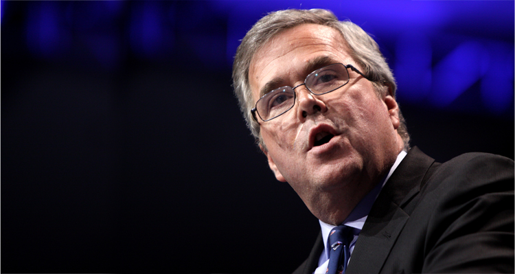 The Stunning Pro-Life Hypocrisy Of Jeb Bush