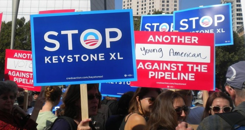 How The Keystone XL Fight Was Won: The 5 Things That Tipped The Scales