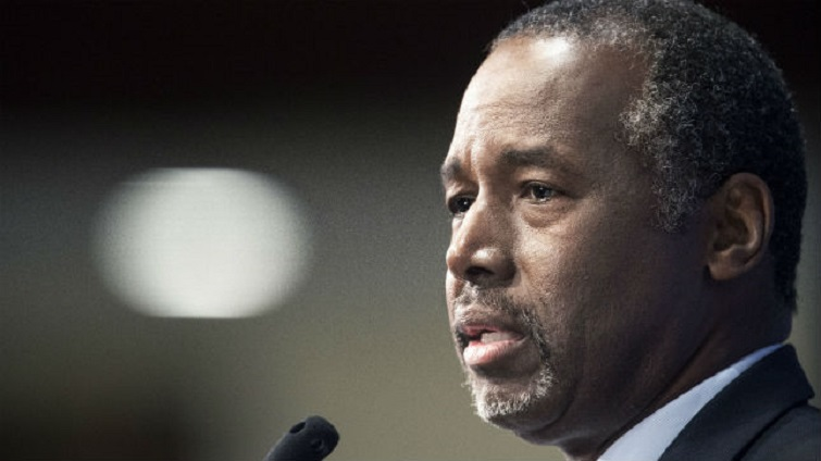Ben Carson's Campaign Makes An Embarrassing U.S. Map Gaffe