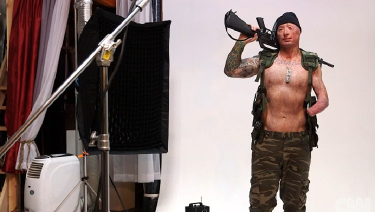 Proud Wounded War Veterans Like You've Never Seen Them Before (Video)