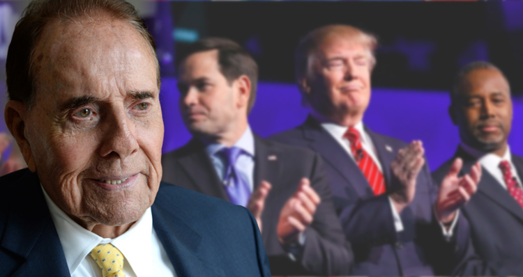 GOP Hopefuls Should Heed Bob Dole's Bold Advice To The Modern Republican Party