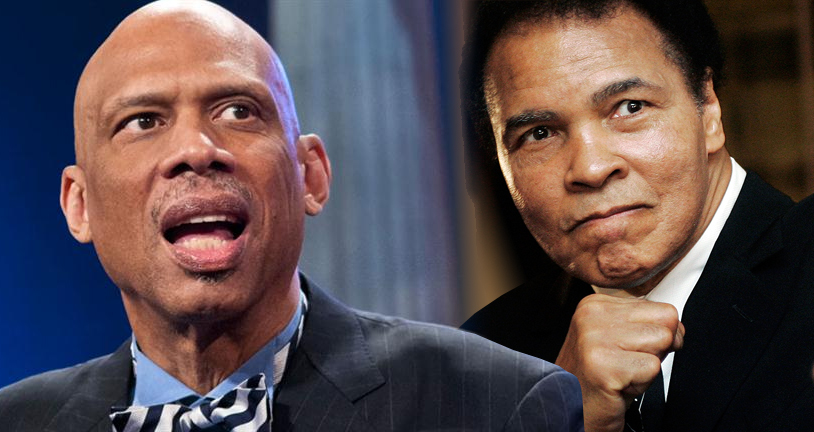 Muhammad Ali And Kareem Abdul-Jabbar – What Donald Trump And ISIS Have In Common
