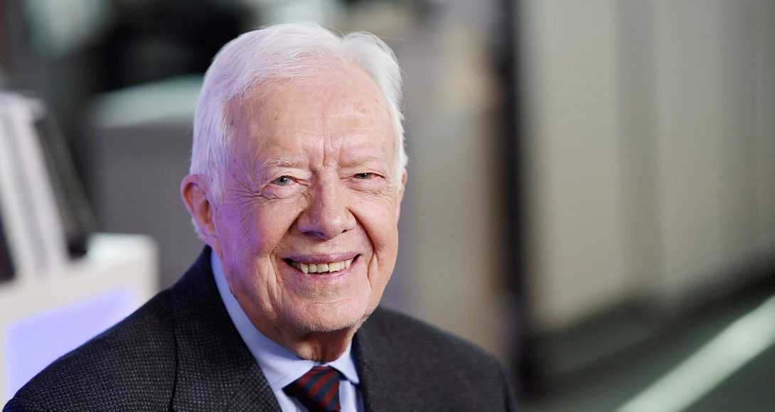 Great News: President Jimmy Carter Beats Brain Cancer – Video