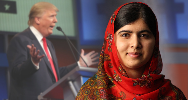 Nobel Prize Winner Malala Yousafzai Warns America – Trump 'Will Radicalize More Terrorists'